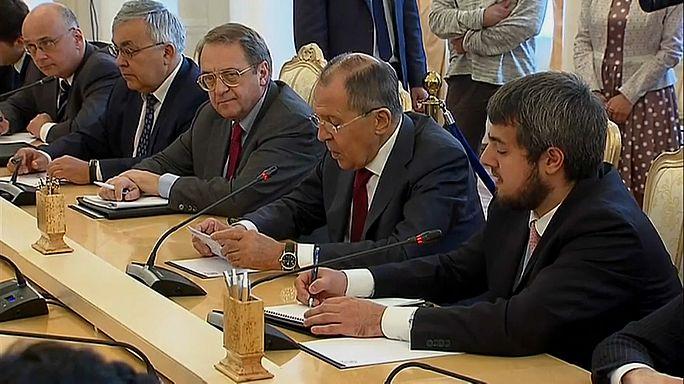 "Qatar: Lavrov ""Mosca pronta a mediare"""