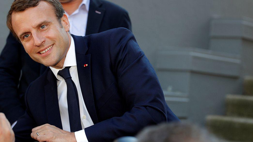 الرئيس الفرنسي الشاب ورهانات الحصول على أغلبية برلمانية