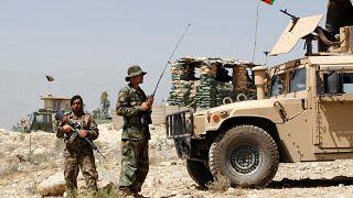 مقتل جنديين أمريكيين في ولاية ننغرهار