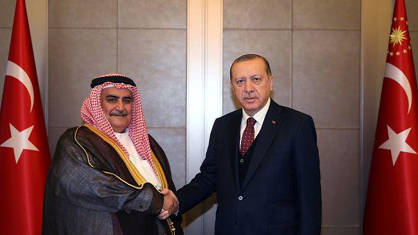 إردوغان يدعو إلى حل الأزمة الخليجية قبل نهاية رمضان