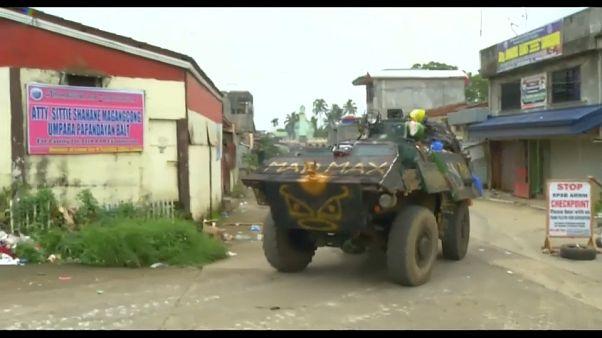 Filipinas: EUA na batalha de Marawi