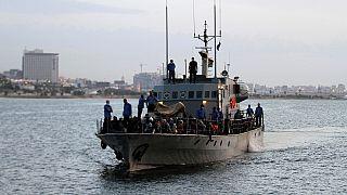 Libye : naufrage d'un canot de migrants, huit morts, des dizaines de disparus