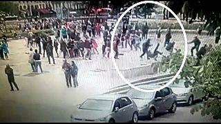 """Um """"lobo solitário"""" na origem do ataque de Notre-Dame em Paris"""