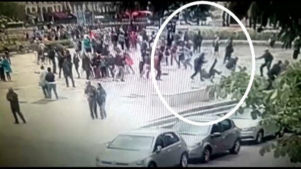 """Париж: нападение у Нотр-Дама совершил """"новичок"""""""