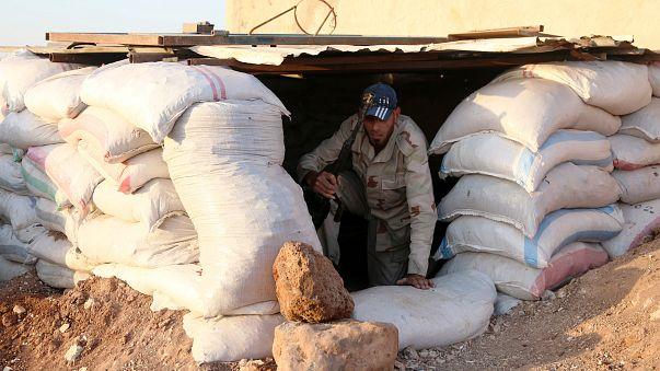 قوات سوريا الديمقراطية تدخل غرب مدينة الرقة