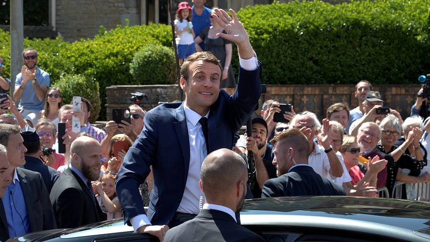 French overseas territories head to the polls