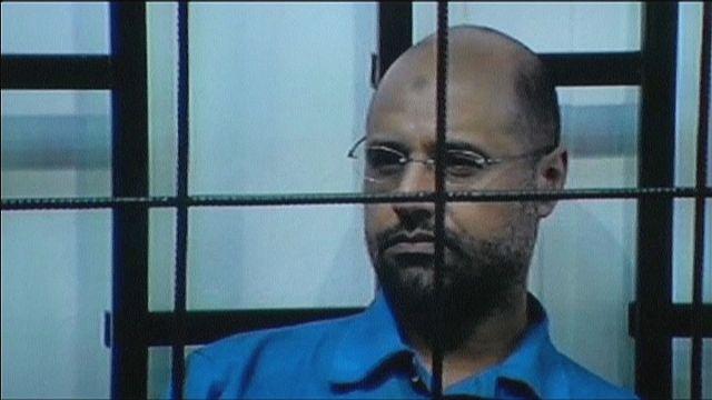 اطلاق سراح سيف الإسلام نجل القذافي