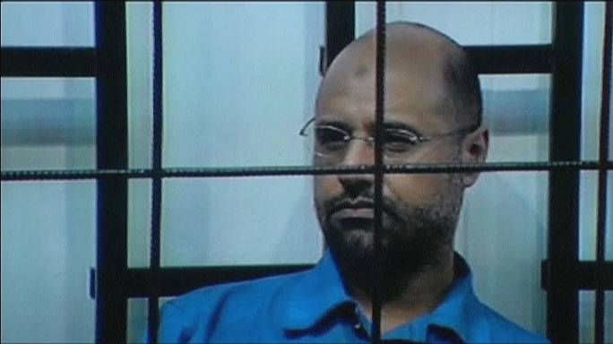 Ponen en libertad a Saif al Islam, segundo hijo de Gadafi