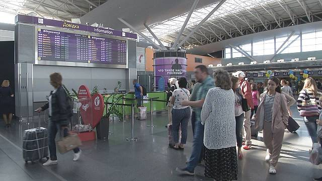 Ucrania empieza a viajar a la Unión Europea sin visados