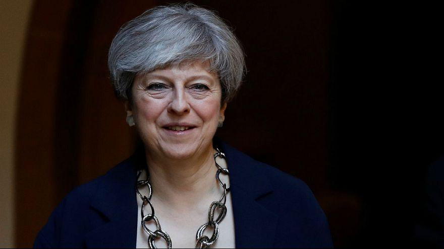 Oppositionsführer Corbyn kritisiert May