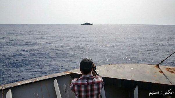 ایران ۲ ناو جنگی به عمان اعزام کرد