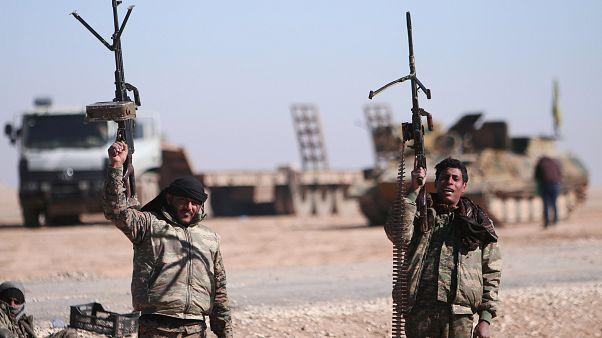 قوات سوريا الديمقراطية تفرض سيطرتها على حي الرومانية في الرقة