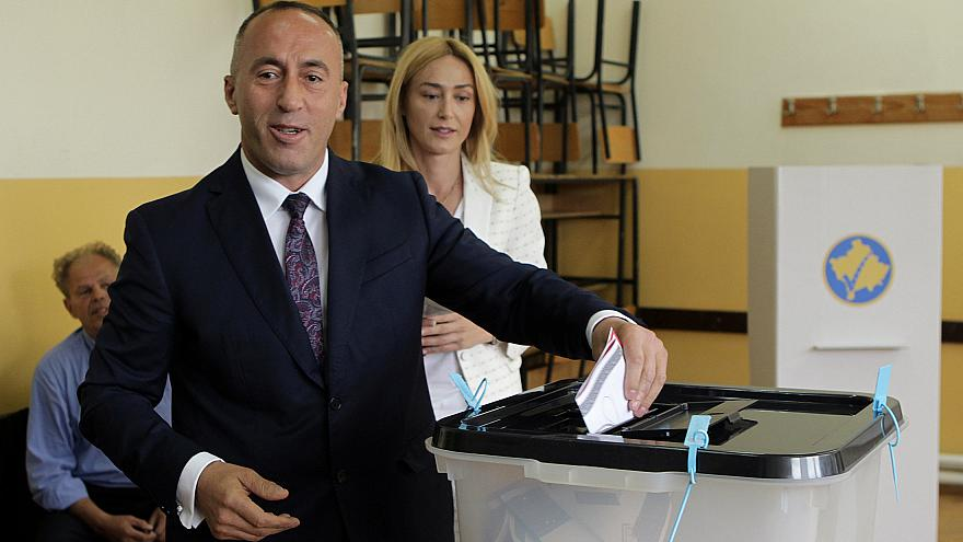 Kosovo election: exit poll shows PDK in lead
