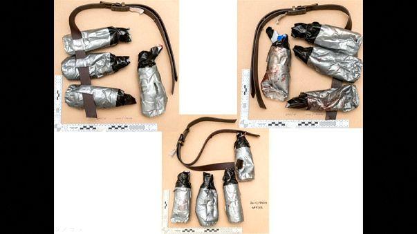 London terror attack: fake bomb vests