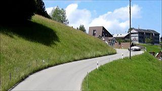 Watch: TV star Hammond crashes supercar in Switzerland