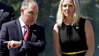 Apparition furtive de l'Américain au G7 de l'environnement