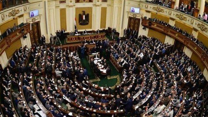 """مشادات بين النواب في أولى جلسات استماع """"اتفاقية تيران وصنافير"""""""