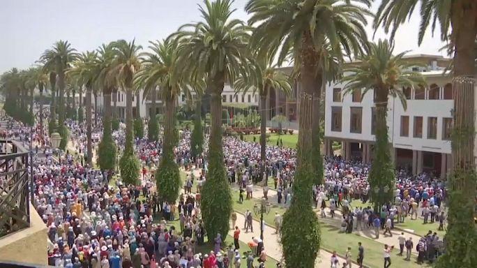Marrocos: protestos contra corrupção governamental