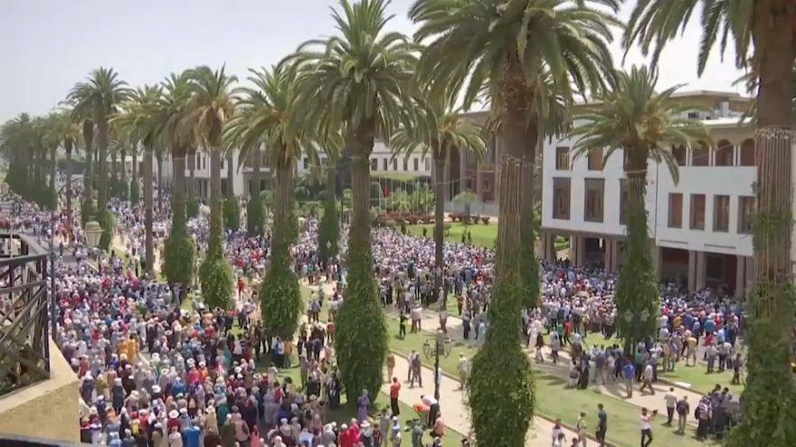 Marocco in rivolta