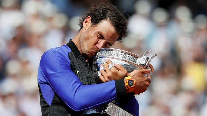 A salakkirály visszaült a trónra, Rafa Nadal nyerte a Roland Garrost