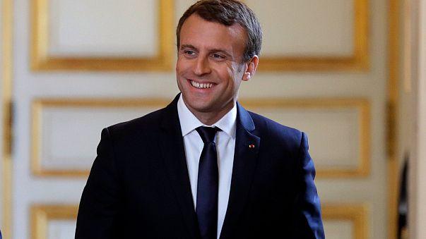 Fransız Parlamentosu'nda Macron damgası