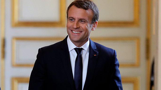 """Uma maioria """"absolutíssima"""" para o partido de Emmanuel Macron"""