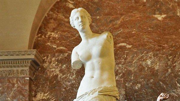 Gregos exigem que França devolva Vénus de Milo