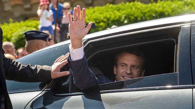 Parlamento seçimlerinde Macron rüzgarı