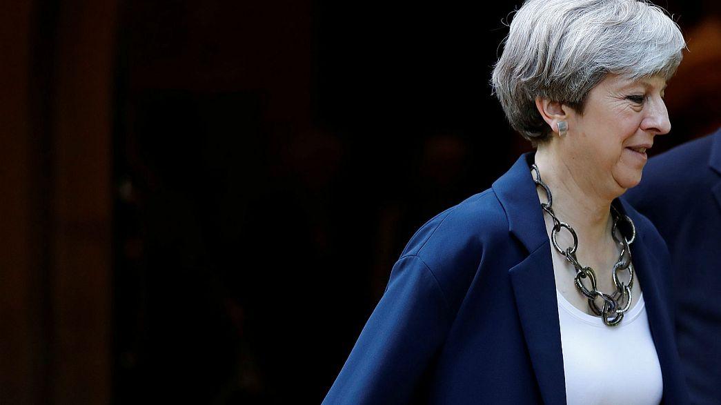 Londres : remaniement a minima après la déroute électorale