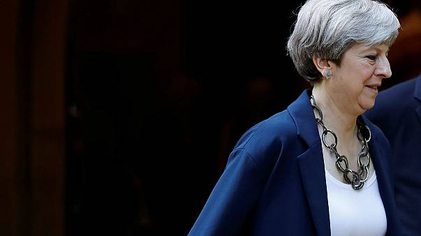 British PM Theresa May reshuffles cabinet before Brexit talks