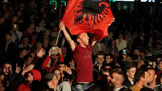 Kosovo centre-right coalition set to win parliamentary vote