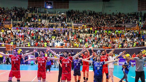 لیگ جهانی والیبال: ایران آرژانتین را شکست داد