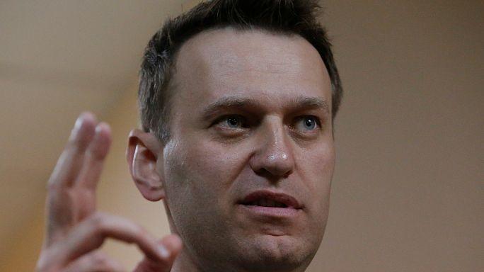 """Навальный: """"Манифестация пройдет под российскими флагами в День России"""""""
