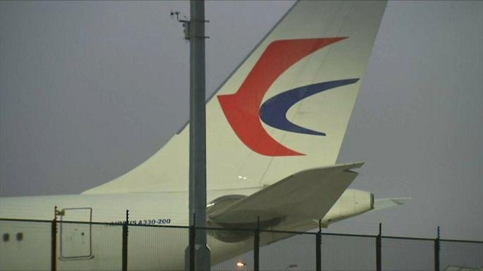 Çin uçağı Sydney'e zorunlu iniş yaptı