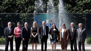 زيارة خاطفة لبرويت الى قمة وزراء البيئة لدول مجموعة السبع