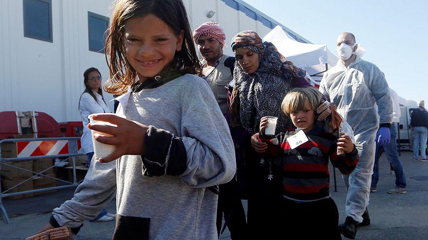 Akdeniz'de yeni göçmen akını