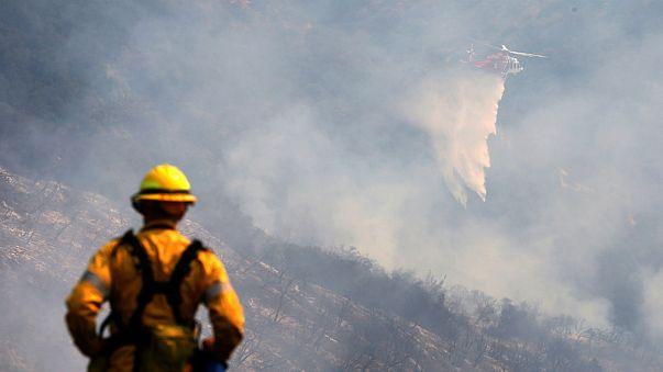 Bozóttüzek Arizonában