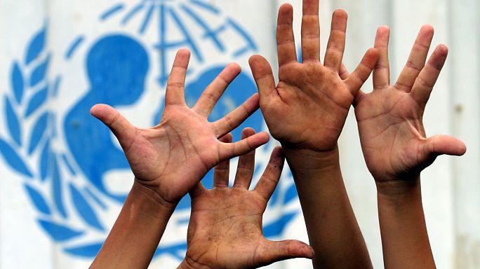 Unicef: nel mondo sfruttati 150 milioni di under 14