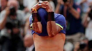 Roland-Garros : l'ogre de l'ocre dévore tout