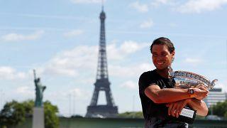 Rafael Nadal: Kraftkünstler auf Sand