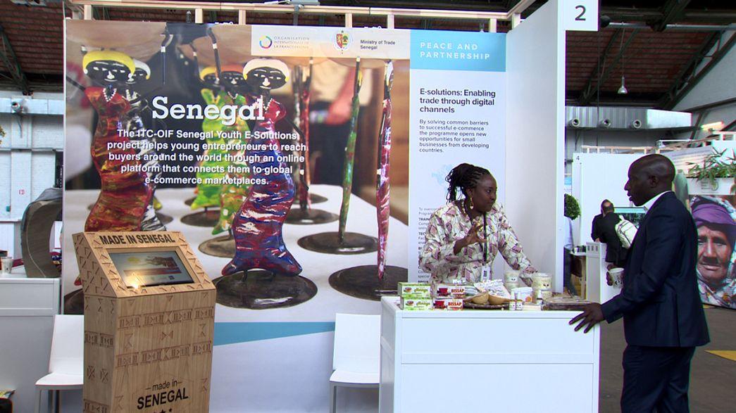 """""""كيف نخلق فرص عمل جديدة مستدامة""""، شعار منتدى الأعمال الاتحاد الأوروبي - إفريقيا"""