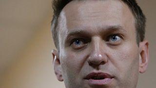 Rus muhalif lider Aleksey Navalnıy Moskova'da polis tarafından gözaltına alındı