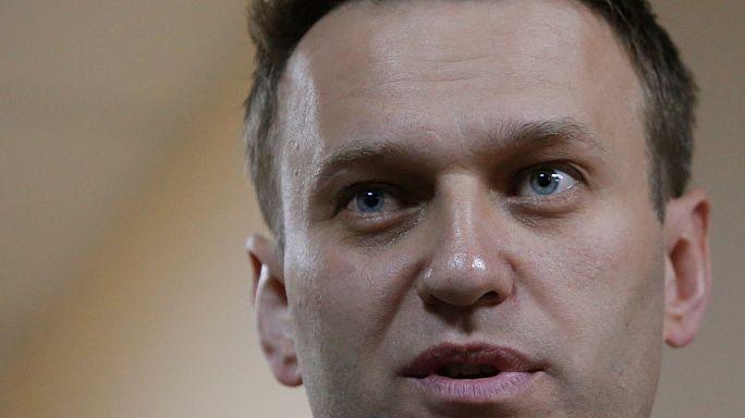 Arrestation de l'opposant russe Alexeï Navalny
