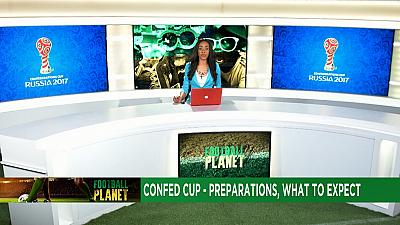 Kickoff for FIFA Confederations Cup [Football Planet]
