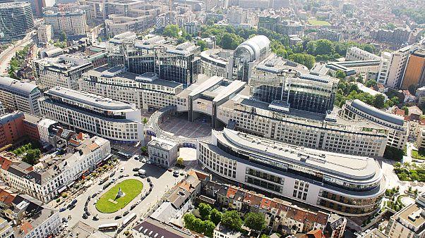 نوسازی ساختمان اصلی پارلمان اروپا در بروکسل