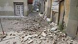 Secousse sismique en mer Egée