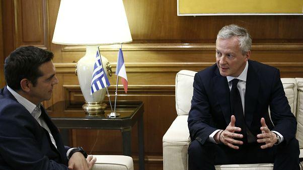 Γαλλία: Αυτή είναι η πρόταση για την Ελλάδα