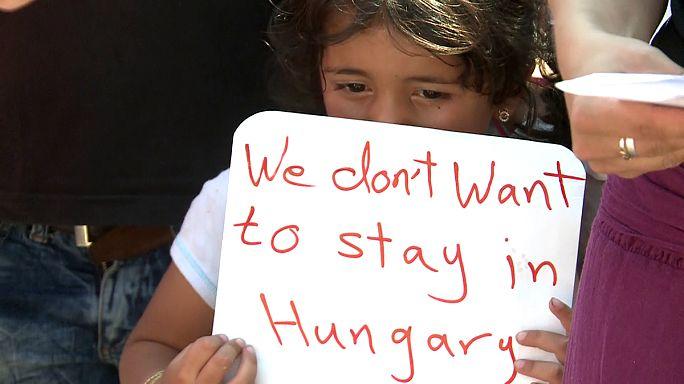 Egyetlen menekültet sem küld vissza Magyarországra Svájc
