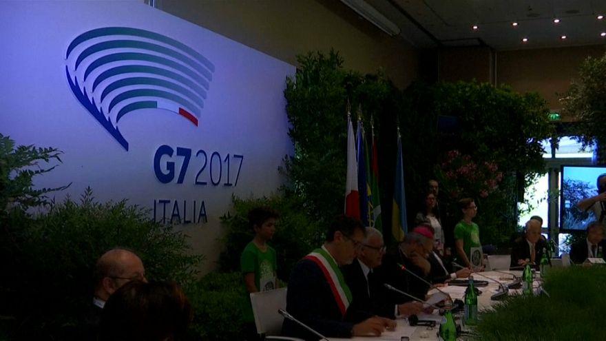Estados Unidos rechaza el texto de la cumbre climática del G7