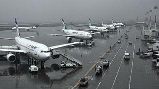 پروازهای ایران به مقصد نجف متوقف می شوند